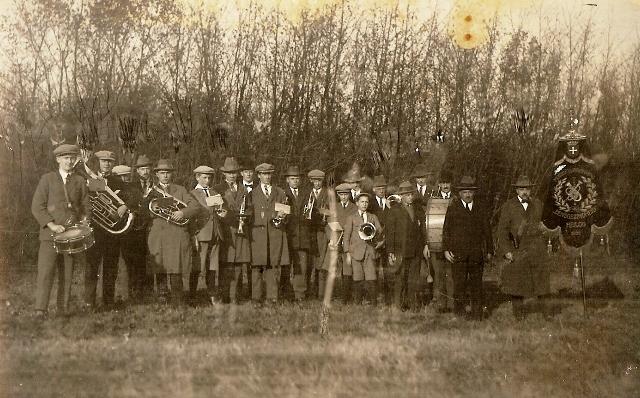 Eensgezindheid rond 1923